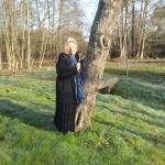 העץ ואני בפריז